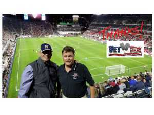 Mark  attended DC United vs. Montreal Impact - MLS on Apr 9th 2019 via VetTix