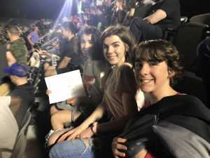Chapman attended DC United vs. Montreal Impact - MLS on Apr 9th 2019 via VetTix