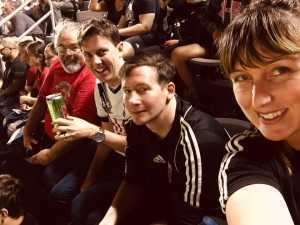 Bob attended DC United vs. Montreal Impact - MLS on Apr 9th 2019 via VetTix
