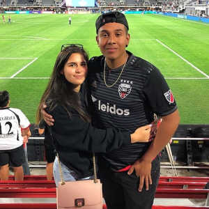Stephanie attended DC United vs. Montreal Impact - MLS on Apr 9th 2019 via VetTix