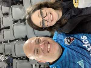 Salvador attended DC United vs. Montreal Impact - MLS on Apr 9th 2019 via VetTix
