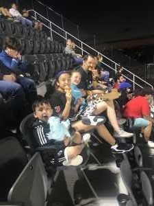 ismael attended DC United vs. Montreal Impact - MLS on Apr 9th 2019 via VetTix