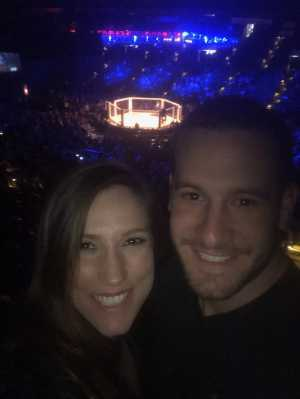 Jon attended Shogun Fights - Mixed Martial Arts on Apr 6th 2019 via VetTix