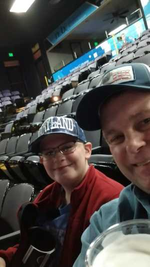 ALAN attended Shogun Fights - Mixed Martial Arts on Apr 6th 2019 via VetTix