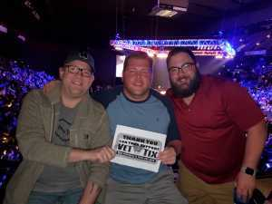 Jeff attended Shogun Fights - Mixed Martial Arts on Apr 6th 2019 via VetTix