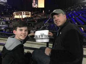 Michael attended Shogun Fights - Mixed Martial Arts on Apr 6th 2019 via VetTix
