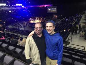 Kenneth attended Shogun Fights - Mixed Martial Arts on Apr 6th 2019 via VetTix