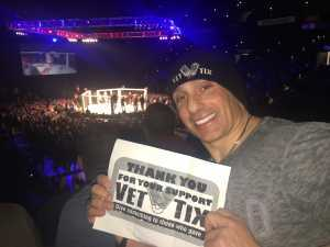 Ryan attended Shogun Fights - Mixed Martial Arts on Apr 6th 2019 via VetTix