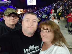 Robert attended Shogun Fights - Mixed Martial Arts on Apr 6th 2019 via VetTix