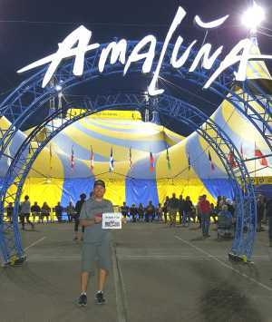Click To Read More Feedback from Cirque Du Soleil - Amaluna