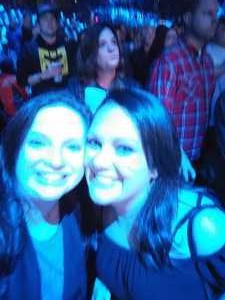 Michael attended Eric Church: Double Down Tour Friday Only on Apr 19th 2019 via VetTix