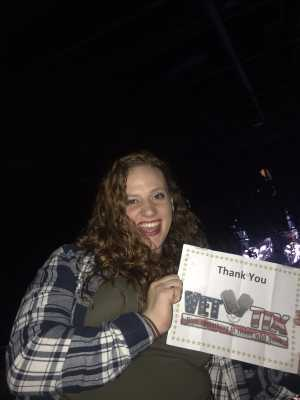 Lynelle attended Eric Church: Double Down Tour Friday Only on Apr 19th 2019 via VetTix