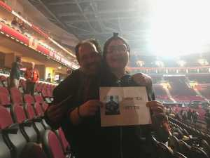 JoAnn attended Eric Church: Double Down Tour Friday Only on Apr 19th 2019 via VetTix