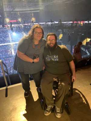 Brian attended Eric Church: Double Down Tour Friday Only on Apr 19th 2019 via VetTix