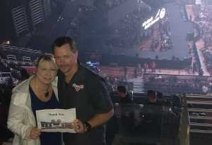 Charles attended Eric Church: Double Down Tour Friday Only on Apr 19th 2019 via VetTix
