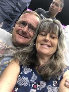 Jeffrey attended Jacksonville Sharks vs. New York Streets - NAL - Home Opener on Apr 13th 2019 via VetTix