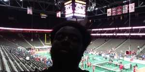 Donald attended Jacksonville Sharks vs. New York Streets - NAL - Home Opener on Apr 13th 2019 via VetTix
