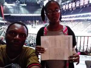 Keith Lewis attended Jacksonville Sharks vs. New York Streets - NAL - Home Opener on Apr 13th 2019 via VetTix