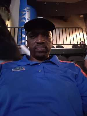 Warren attended Jacksonville Sharks vs. New York Streets - NAL - Home Opener on Apr 13th 2019 via VetTix