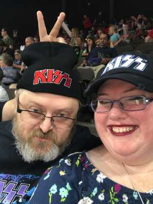 Kelly attended Jacksonville Sharks vs. New York Streets - NAL - Home Opener on Apr 13th 2019 via VetTix