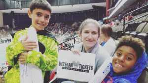 Roland attended Jacksonville Sharks vs. New York Streets - NAL - Home Opener on Apr 13th 2019 via VetTix