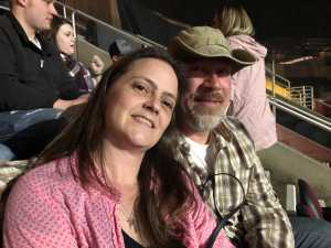 Kenneth attended Eric Church: Double Down Tour - Saturday Only on Apr 20th 2019 via VetTix