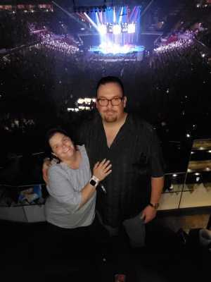 David attended Eric Church: Double Down Tour - Saturday Only on Apr 20th 2019 via VetTix