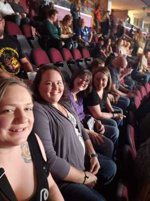 Jessica attended Eric Church: Double Down Tour - Saturday Only on Apr 20th 2019 via VetTix