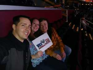 Mike attended Eric Church: Double Down Tour - Saturday Only on Apr 20th 2019 via VetTix