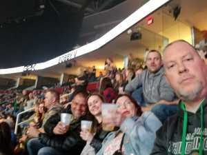 Steve attended Eric Church: Double Down Tour - Saturday Only on Apr 20th 2019 via VetTix