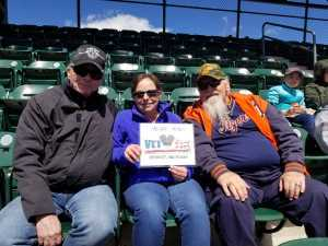 Jon attended Detroit Tigers vs. Cleveland Indians - MLB on Apr 9th 2019 via VetTix