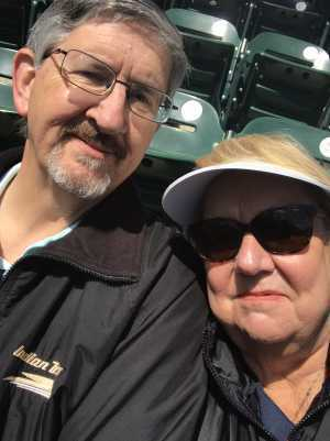 Kathleen attended Detroit Tigers vs. Cleveland Indians - MLB on Apr 9th 2019 via VetTix