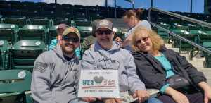 Brian attended Detroit Tigers vs. Cleveland Indians - MLB on Apr 9th 2019 via VetTix