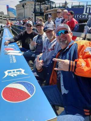 Brian attended Detroit Tigers vs. Chicago White Sox - MLB on Apr 21st 2019 via VetTix
