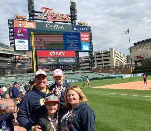 Karl attended Detroit Tigers vs. Chicago White Sox - MLB on Apr 21st 2019 via VetTix