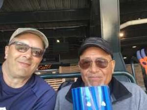 Timothy Naranjo attended Detroit Tigers vs. Chicago White Sox - MLB on Apr 21st 2019 via VetTix