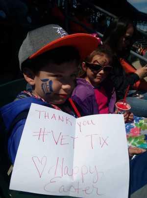 Andrew attended Detroit Tigers vs. Chicago White Sox - MLB on Apr 21st 2019 via VetTix