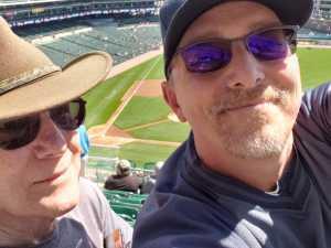 peter attended Detroit Tigers vs. Chicago White Sox - MLB on Apr 21st 2019 via VetTix
