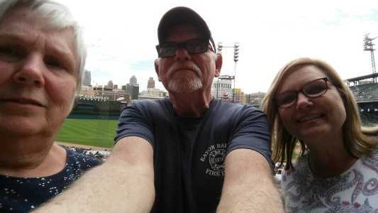 James attended Detroit Tigers vs. Chicago White Sox - MLB on Apr 21st 2019 via VetTix