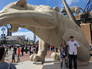 Anthony attended Detroit Tigers vs. Chicago White Sox - MLB on Apr 21st 2019 via VetTix