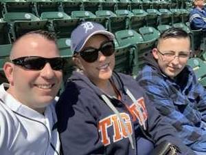 Joel attended Detroit Tigers vs. Chicago White Sox - MLB on Apr 21st 2019 via VetTix
