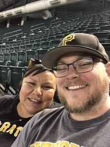 Timothy attended Arizona Diamondbacks vs. Pittsburgh Pirates - MLB on May 15th 2019 via VetTix
