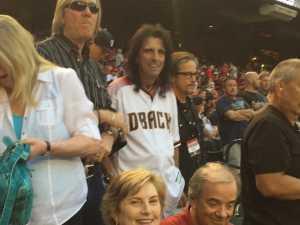 JOHN attended Arizona Diamondbacks vs. Pittsburgh Pirates - MLB on May 15th 2019 via VetTix
