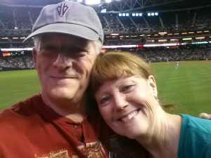 Steve attended Arizona Diamondbacks vs. Pittsburgh Pirates - MLB on May 15th 2019 via VetTix