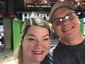 Eric attended Arizona Diamondbacks vs. Pittsburgh Pirates - MLB on May 15th 2019 via VetTix