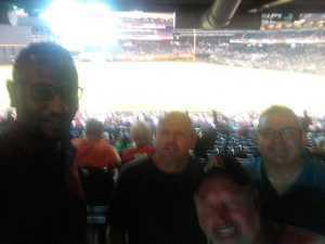 Ron attended Arizona Diamondbacks vs. Pittsburgh Pirates - MLB on May 15th 2019 via VetTix