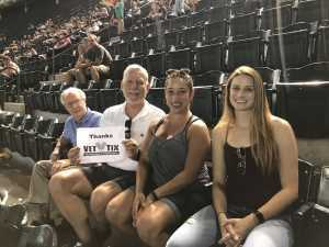Stephen attended Arizona Diamondbacks vs. Pittsburgh Pirates - MLB on May 15th 2019 via VetTix