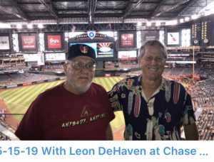 MARTIN attended Arizona Diamondbacks vs. Pittsburgh Pirates - MLB on May 15th 2019 via VetTix