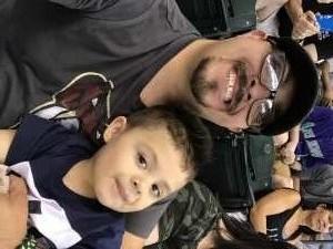 Noe attended Arizona Diamondbacks vs. Pittsburgh Pirates - MLB on May 15th 2019 via VetTix