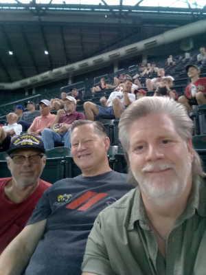 Richard attended Arizona Diamondbacks vs. Pittsburgh Pirates - MLB on May 15th 2019 via VetTix